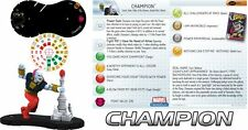 CHAMPION #003 The Infinity Gauntlet Marvel HeroClix OP LE new sealed