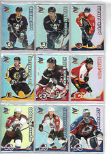 2000-2001 Pacific Prism McDonalds Canada Complete Set Mint 00-01 (45 cards)