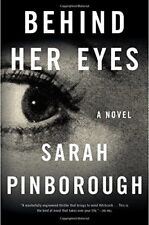 Behind Her Eyes: A Suspenseful Psychological Thril