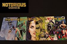 Batman 66 Meets Wonder Woman 77 1-6 Complete Comic Lot Run Set DC Collection