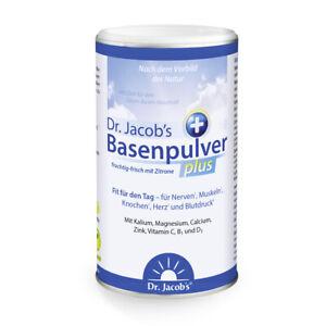 Dr. Jacob's Basenpulver plus 300g