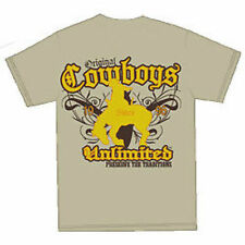 T-SHIRT COWBOY UNLIMITED -CB-1565 Preserve the Traditions