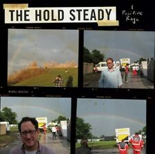 THE HOLD STEADY - A POSITIVE RAGE  CD + DVD NEU