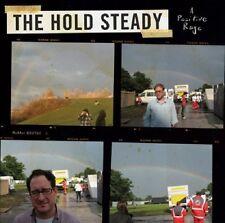 THE HOLD STEADY - A POSITIVE RAGE  CD + DVD NEU