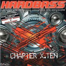 Hardbass 10 - Chapter X - Ten - 2CD - HARDCORE HARDSTYLE HARDBASS