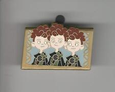 Disney Pin Brave Triplet Brothers Hubert Hamish Harris