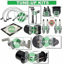 TUNE UP KITS for 96-00 CIVIC: SPARK PLUGS, FILTERS, WIRE SET; DIST. CAP & ROTOR