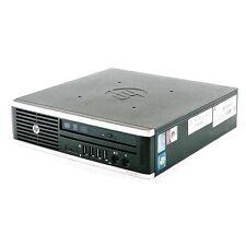 HP ELITE 8200 ULTRA SLIM DESKTOP WIN 10 PRO i5 2.5GHz 4GB RAM 500GB HD WIFI