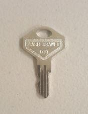 M-S Cash Drawer- Panasonic 010 POS Key - NEW
