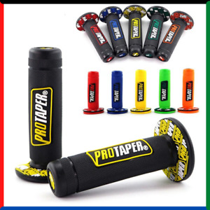 Pro Taper Pillow Top Motocross Grips Dirt Bike Handle Motorcycle All Colors