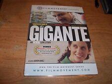 Film Movement Presents Gigante A Film by Adrian Biniez (DVD 2009) Drama NEW