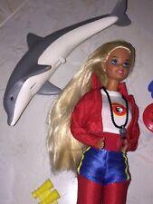 Konvolut Barbie mit Delphin90er Nostalgie Baywatch Barbie Sammler