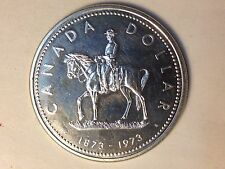 1972 Canada S1$ Silver Commemorative Specimen Strike MS+
