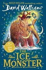 The Ice Monster: The award-winning children by DavidWalliams New Paperback- Book