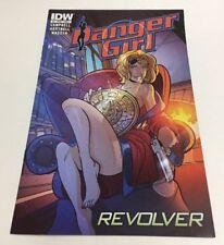 IDW DANGER GIRL Revolver #3 (B Variant CHRIS MADDEN Cover (2012) VF-NM!