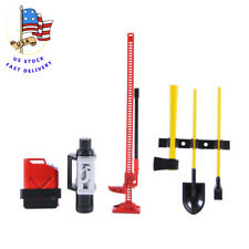 US 1:10 Scale RC Rock Crawler Decor Accessory Tool D90 D110 SCX10 Wraith Red