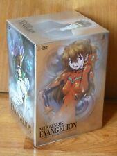 Neon Genesis Evangelion Platinum 7-DVD Complete Anime 1 2 3 4 5 6 7 Box Decal