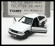 TOMICA LIMITED TL TOYOTA COROLLA LEVIN AE86 1/61 NEW DIECAST WHITE