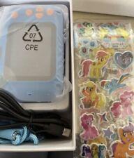 OZMI Kids HD Digital Camera + My Little Pony Stickers Kids Blue - Child 32gb SD