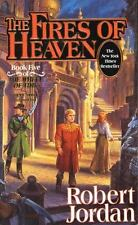 Wheel of Time: The Fires of Heaven 5 by Robert Jordan (1994, Paperback, Revised)