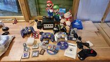 Nintendo Gamecube GAMEBOY NES Mario SNES Donkey Bundle Lot gemischt