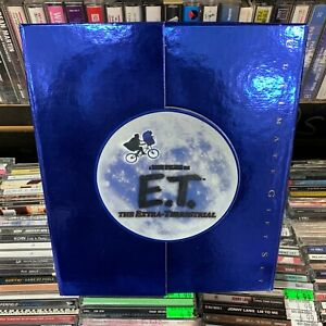 E.T. THE EXTRA-TERRESTRIAL // The Ultimate Gift Set (Boxset) [DVD, VG]