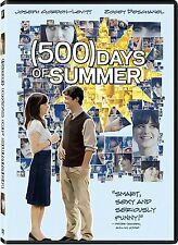 (500) Days of Summer (DVD, 2009, Canadian) *Library Copy*