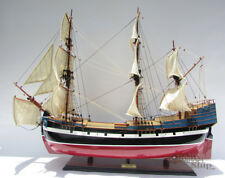"""Hector Immigrant Ship Model 37"""" Museum Quality Handcrafted Wooden Model"""