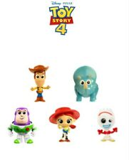 Disney Pixar Toy Story 4 Minis 5 Pack In Exclusive Box! NEW!