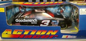 Dale Earnhardt Sr #3 Goodwrench Action Racer W/Driver Made by Action 1:18 scale