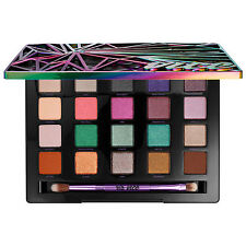 URBAN DECAY Vise 4 Matte & Shimmer Palette ltd. Edition AUTHENTIC Very Pigmented