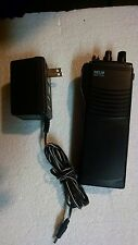 Relm MP Series 8 Channel UHF Portable Radio MPU08 with AC Charger,Belt Clip