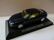 DCD14 Car 1/43 Altaya IXO Dream Cars Box Showcase: Maserati Coupé