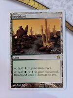 Brushland 1x | NM | 9th Edition | MTG Magic the Gathering | English
