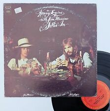 """Vinyle 33T Kenny Loggins with Jim Messina   """"Sittin' in"""""""