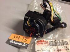 Yamaha 50M-83973-30 XC125 cygnus Beluga XC 125 commodo , switch handle NOS