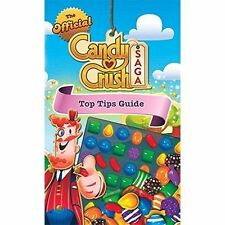 The Official Candy Crush Top Tips Guide by Candy Crush (Paperback, 2015) New