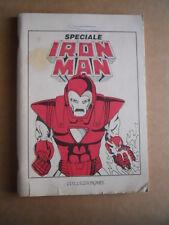 COLLEZIONARE MARVEL STORY Fanzine Speciale IRON MAN 1°ediz.1990  [G499] RARO!!