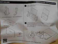 ONQ 17935-Kit-120 Acer R11 Convertible Spinner Security Bracket Set