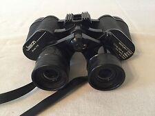 VINTAGE Mercury 7 -15x35 Zoom Binoculars Jason #1118. Lens Cover/ CASE. Strap