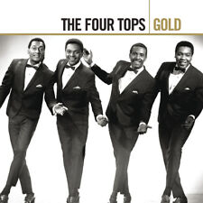 (The) Four Tops: Gold 2 x CD (Greatest Hits / The Very Best Of)