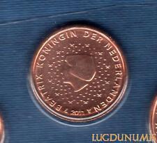 Pays Bas 2011 - 2 centimes d'Euro - 25 000 exemplaires Provenant BU RARE - Nethe