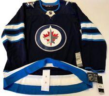WINNIPEG JETS size 50 = size Medium ADIDAS NHL HOCKEY JERSEY Climalite Authentic