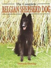 The Complete Belgian Shepherd Dog (Book of the Breed S)-ExLibrary