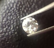 0.22cts. 100% Natural Earth Mined Diamond G-H Color, SI2 Clarity, Exellent CUT.