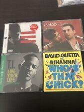 Rihanna Jay Z Maroon 5 David Guetta TI CD Single Bundle