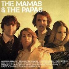 "THE MAMAS & THE PAPAS ""ICON"" CD NEU"
