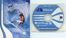 ELITE ANDY IRONS INTERACTIVE TRADING CARD