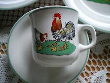 18 Teile Kaffeeservice Kaffeegeschirr Tafelservice *LUCIANO COLLECTION* Rarität