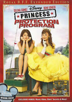 Princess Protection Program (Extended Edition) DVD NEW